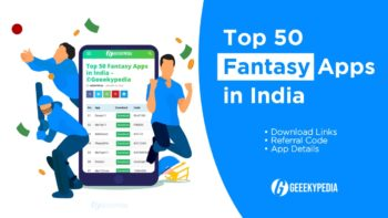 Top 50 Fantasy Apps in India, List of 50 Best Fantasy Apps
