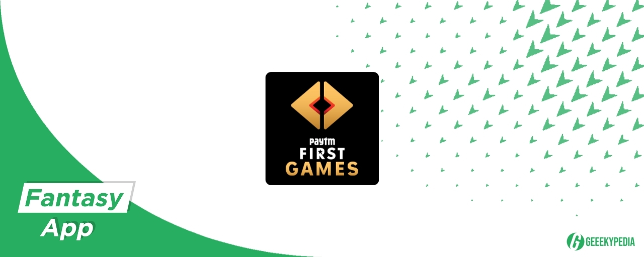 Paytm First Games - Best Fantasy App