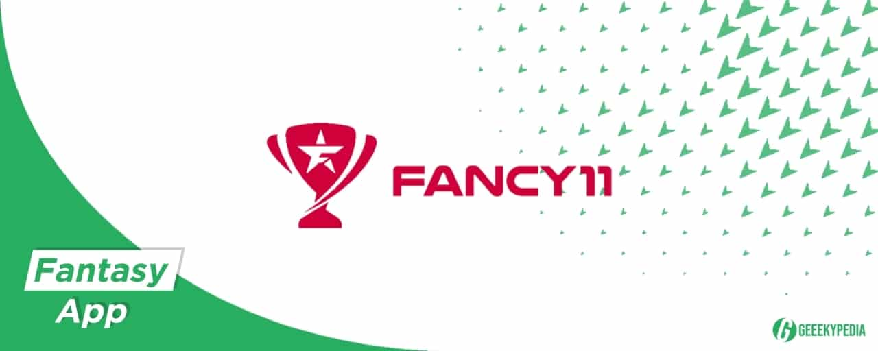 Fancy11 - Best Fantasy App