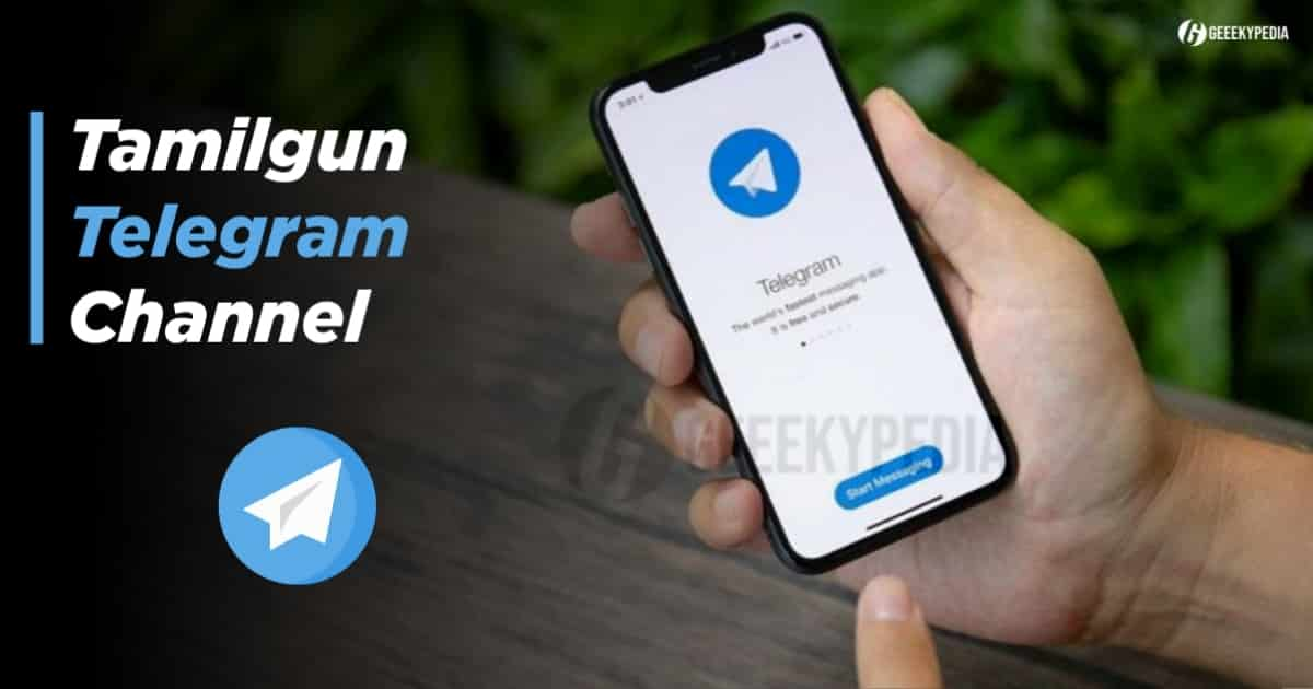 Tamilgun Telegram Channel - Latest Movie Download Telegram Channel
